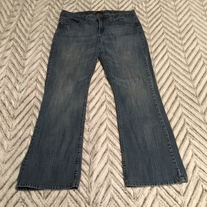 Lee Midrise Bootcut Jeans